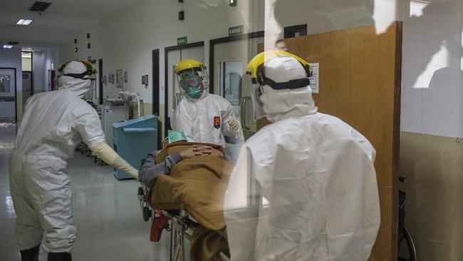 Persi: Pasien Sulit Cari Ruang Rawat Inap RS di 47 Daerah