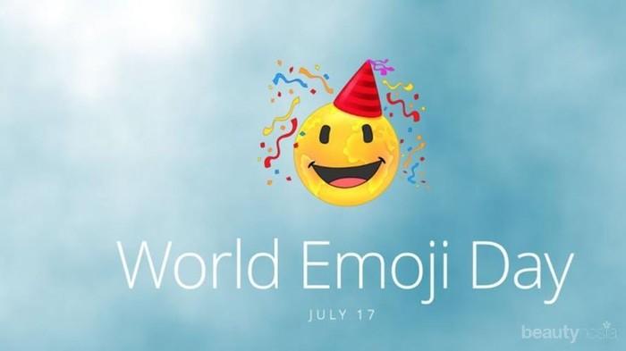 [Emoji Day] Sering Pakai Emoji Saat Chatting Sama Gebetan? Cari Tahu Dulu Sejarahnya yuk!