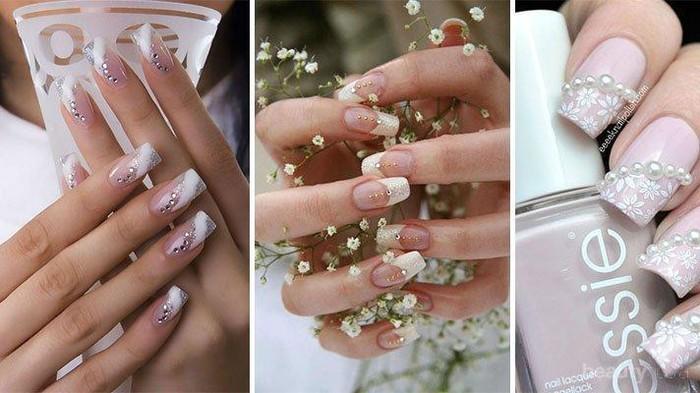 6 Nail Art Artist  untuk Inspirasi Tampilan Kuku Cantik di Hari Pernikahan