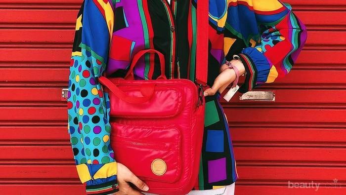 Jangan Takut Main Warna! Ini 7 Inspirasi Fashion Full Color ala Selebgram Tasya Kissty