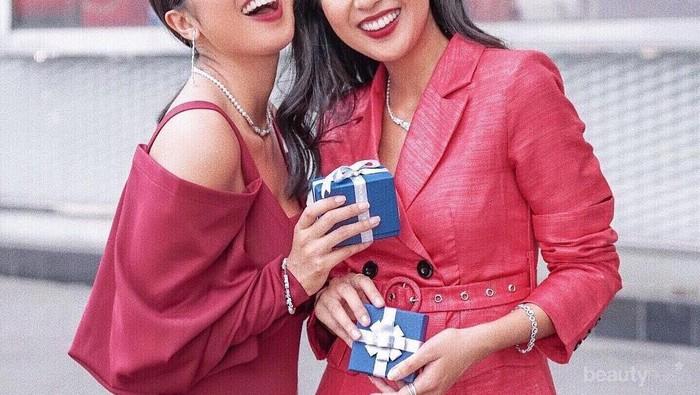 8 Inspirasi Tampil Modis di Bali ala Si Kembar, Elizabeth dan Maria Rahajeng