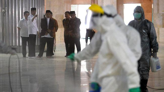 Sesumbar menteri menjelang pandemi membuat penanganan wabah Covid-19 babak belur. Per 22 Desember, 20 ribu lebih rakyat meregang nyawa.