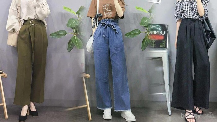 7 Padupadan Celana Kulot Anti Lebay untuk Outfit Berbuka Puasa Bareng Gebetan