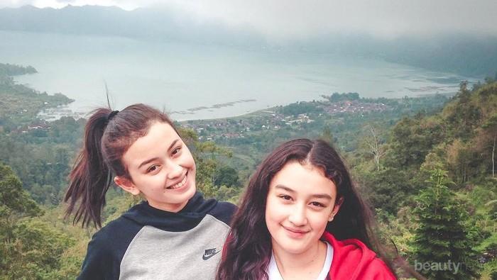 Sibling Goals, 5 Potret Kompak Kakak Beradik Artis Cantik Indonesia