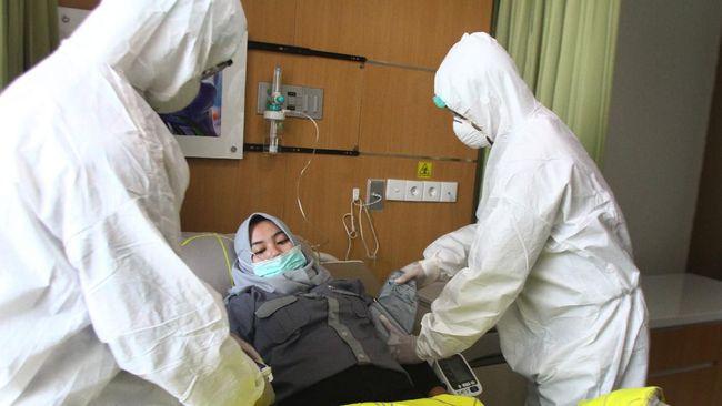Jumlah pasien positif Virus Corona di Indonesia per 1 April mencapai 1.677 kasus, dengan jumlah yang sembuh 103 orang dan meninggal 157 jiwa.