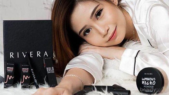 Produk Lokal Berkualitas, 5 Makeup Rivera Cosmetics Ini Wajib Kamu Punya!