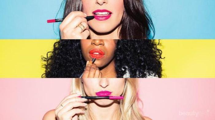 Panduan Pemula: Cara Memakai Lip Liner yang Benar untuk Pemilik Bibir Hitam
