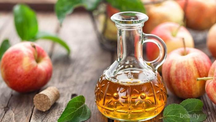 Perawatan Wajah Murah dengan Cuka Apel untuk Basmi Jerawat Parah