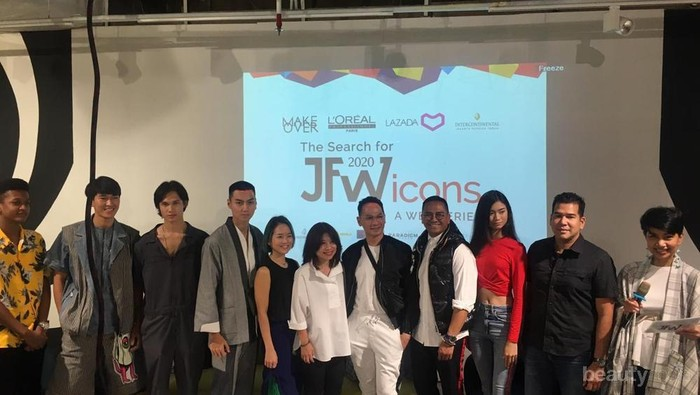 Jakarta Fashion Week Luncurkan Web Series: The Search for JFW 2020 Icons