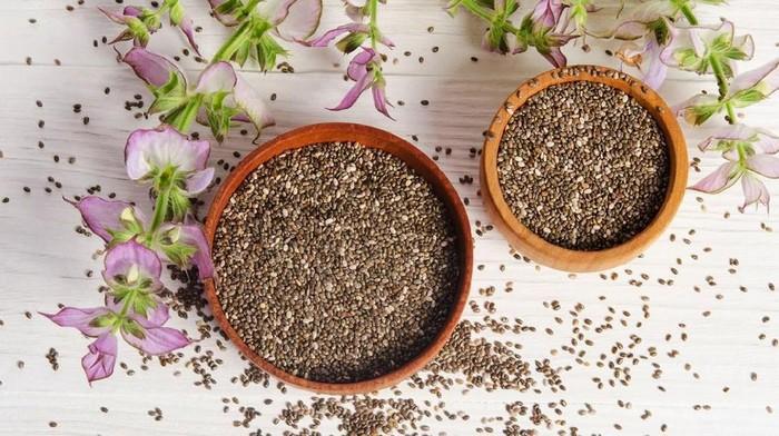 Chia Seed Baik untuk Kamu yang Susah Buang Air Besar, Ini Alasannya!