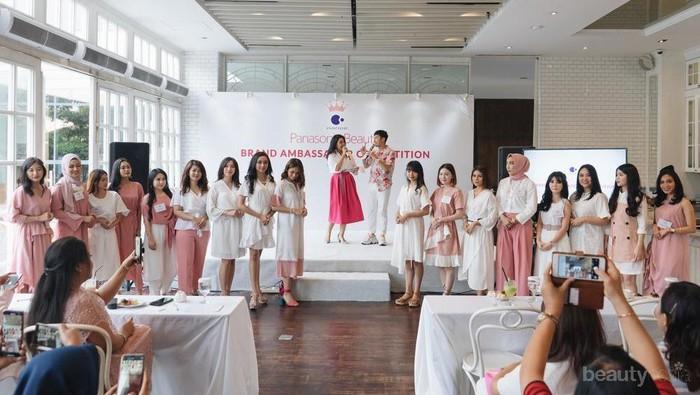 COTTONINK Sulap Finalis Panasonic Beauty Brand Ambassador Jadi Makin Cantik