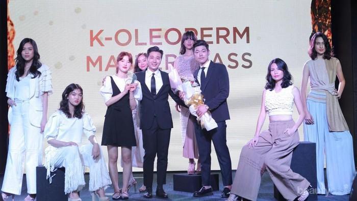 Tampil Effortless dengan Tren Rambut #KoreanOleoperm Terbaru dari L'Oreal Professionnel dan Hair Artist JUN SIC Asal Korea