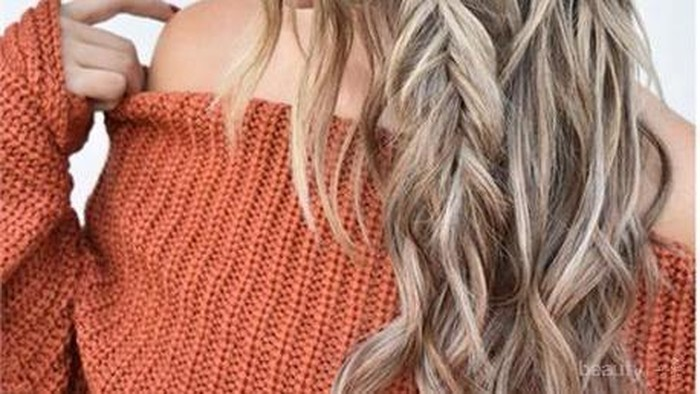 10 Inspirasi Gaya Rambut Fishtail Braid untuk Kamu Pecinta Kepang
