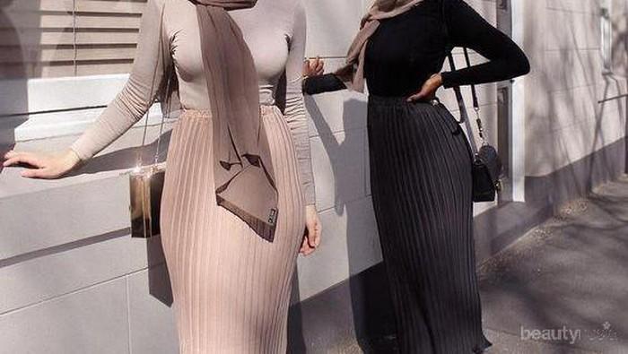 Tanpa Sadar, 5 Kesalahan Memakai Hijab Ini Sering Dilakukan