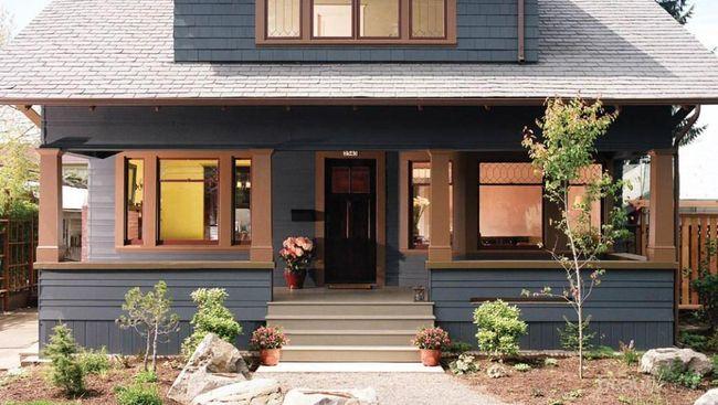 8 Perpaduan Warna Cat Rumah yang Bagus