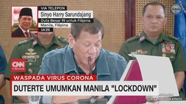VIDEO: Duterte Umumkan Manila