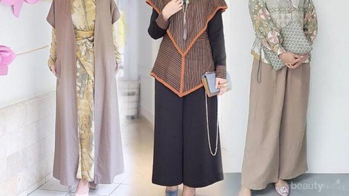 Santun Tapi Tetap Stylish, Ini Sederet Karya Terbaru dari Desainer Hijab Indonesia