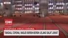 VIDEO: Tangkal Corona, Masjid Bersih-bersih