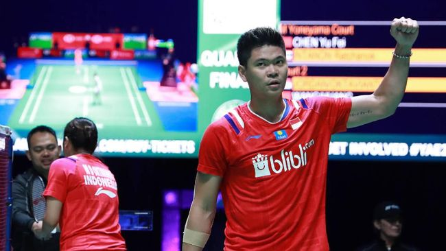 Federasi Badminton Dunia (BWF) menyoroti kesuksesan Praveen Jordan di ajang All England dalam lima tahun terakhir.