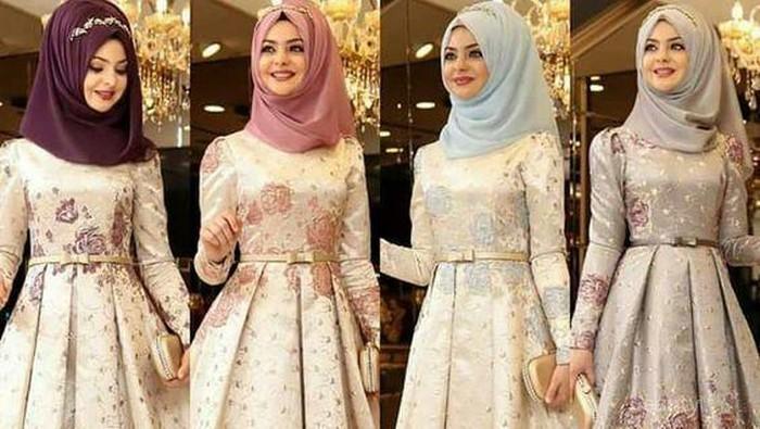 Tak Melulu Kebaya, 7 Floral Dress ini Juga Cocok Jadi Outfit Kondangan