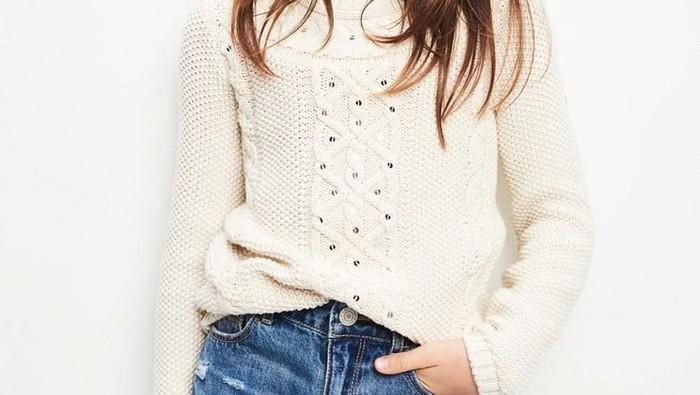 Sederet Fakta Ella Gross, Model Cilik Mirip Jennie Blackpink yang Kontroversi karena Iklan Es Krim