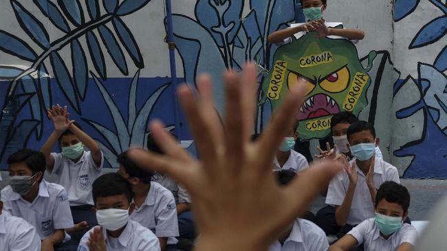 IDI Minta Pemerintah Buka Sekolah Jika Kurva Corona Turun