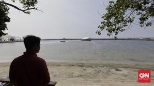 Tanah Reklamasi Ancol Diambil dari Lumpur Pengerukan Sungai