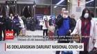 VIDEO: AS Deklarasikan Darurat Nasional Covid-19