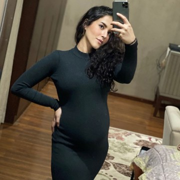 7 Potret Tasya Farasya Pamer Perut Buncit Di Usia Kehamilan 6 Bulan Foto 1