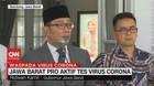 VIDEO: Jawa Barat Pro Aktif Tes Virus Corona