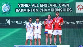Rapor 7 Wakil Indonesia di All England