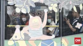 PSBB Jawa-Bali, Operasional Angkutan Umum Kena Penyesuaian