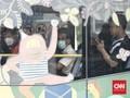 Tips di Transportasi Umum saat Corona Menular Lewat Udara