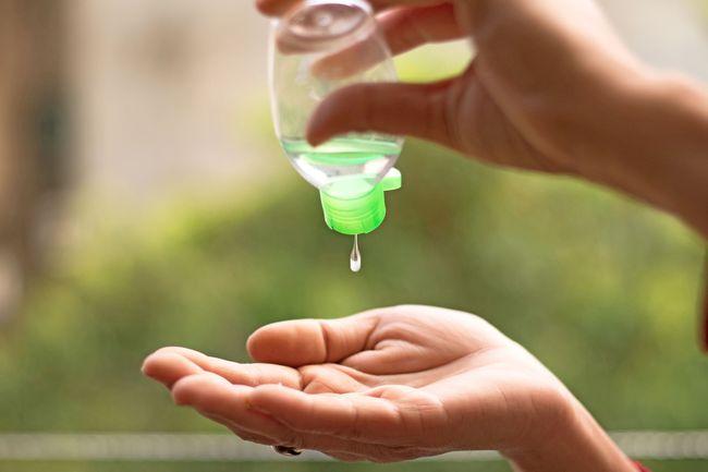 Cara Tepat Menggunakan Hand Sanitizer Menurut Cdc