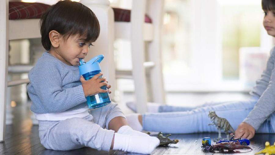 Kebutuhan Air Putih Anak Usia 1 hingga 2 Tahun, Berapa Gelas Sehari?