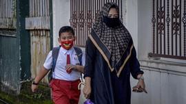 60 Ribu Orang Dukung Tunda Masuk Sekolah kala Pandemi