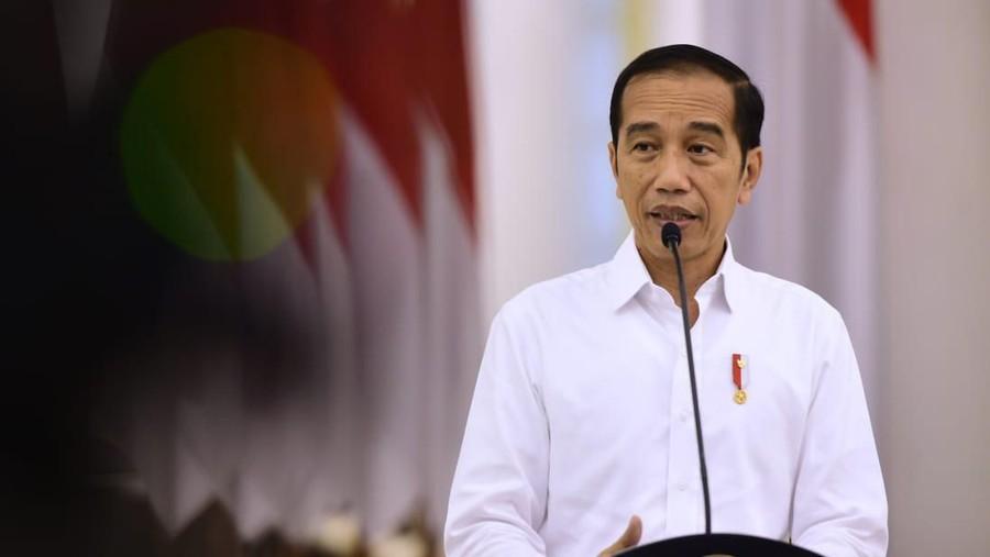 Dampak Pandemi Corona, Presiden Jokowi Resmi Tiadakan UN 2020