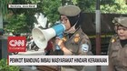 VIDEO: Pemkot Bandung Imbau Masyarakat Hindari Keramaian