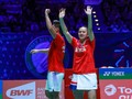PBSI Home Tournament: Praveen/Melati Kalahkan Hafiz/Gloria