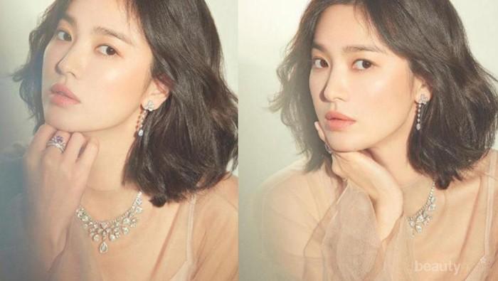 Ternyata Ini Langkah Cantik dan Awet Muda ala Artis Korea Song Hye Kyo, Kamu Juga Bisa Kok!