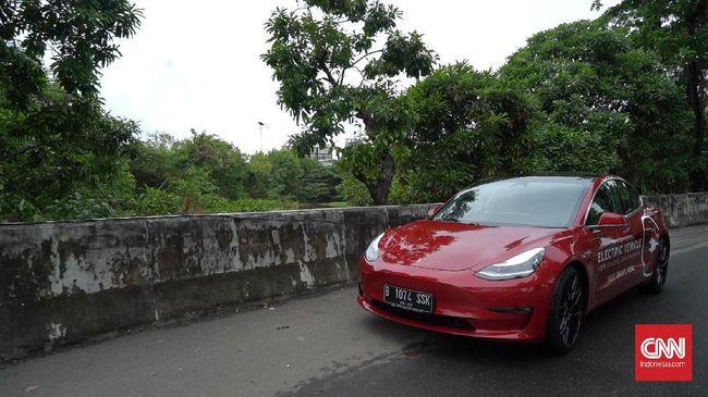 Kementerian Koordinator Bidang Kemaritiman dan Investasi sudah menerima proposal kerjasama dari Tesla