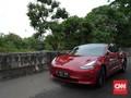 Atap Canggih Tesla Model 3 Bisa Cairkan Salju