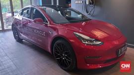 Korlantas Beli Mobil Listrik Tesla Buat Patroli Jalan Tol