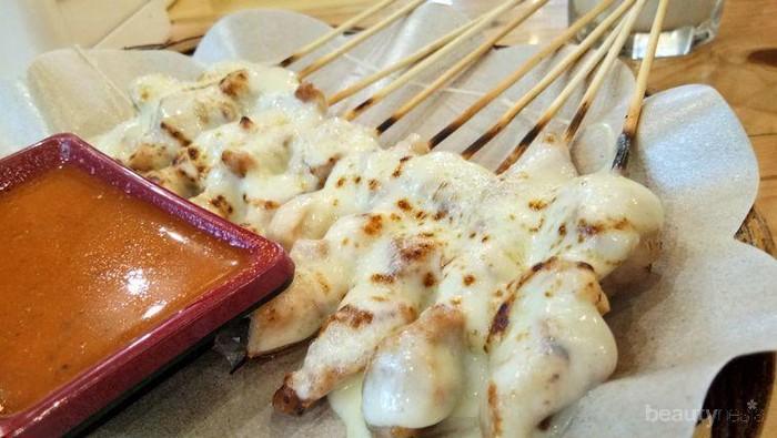 Resep: Sate Taichan Goreng & Mozarella Kekinian yang Lezat, Dagingnya Lembut!