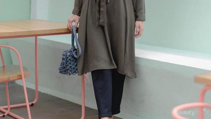 Wajib Punya, 5 Model Tunik Terbaru untuk Hijabers ala Selebgram Kekinian