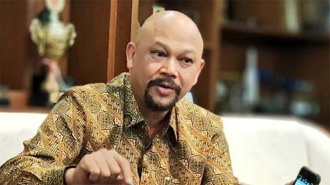Kepala BPPT Hammam Riza di Kantor BPPT, Jakarta, Selasa (17/03/2020).