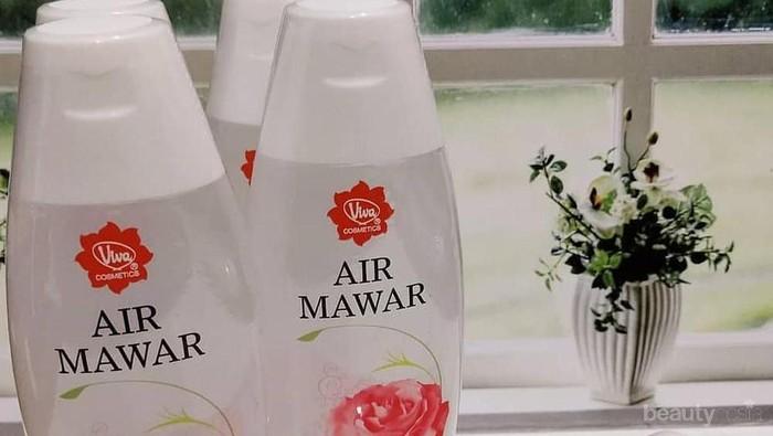 5 Kegunaan Air Mawar Viva yang Luar Biasa, Ternyata Bisa Hilangkan Ketombe!