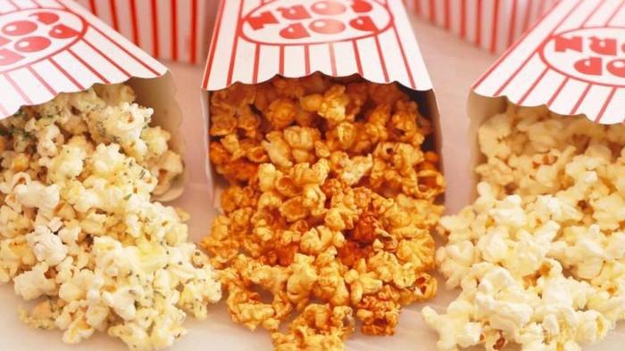 [FORUM] makanan yang paling ekstrim kalian bawa pas nonton bioskop?
