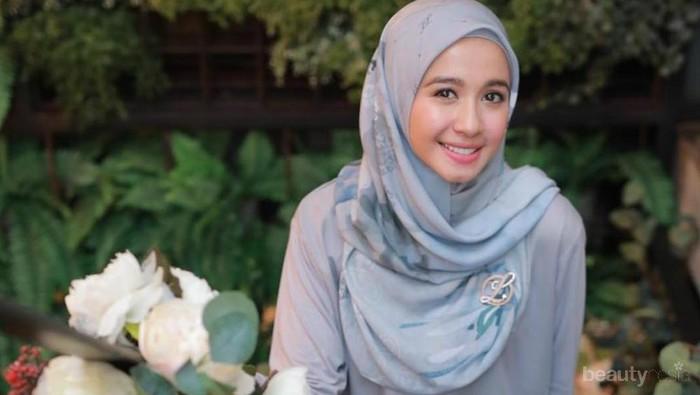 Hijrah ke Negeri Jiran, Begini Perubahan Gaya Hijab Laudya Cynthia Bella