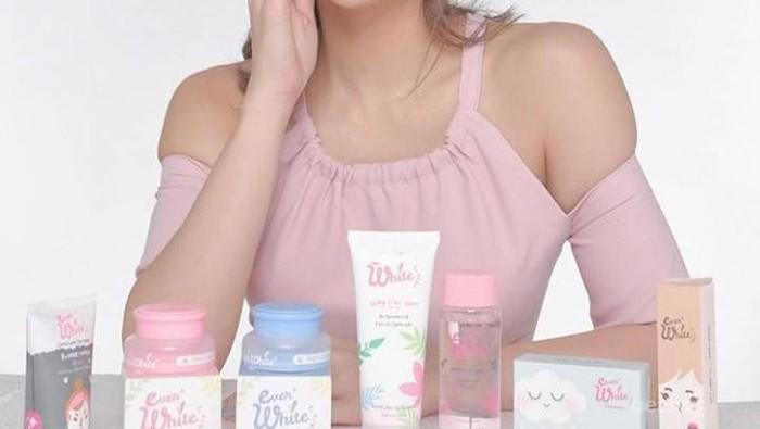 3 Rekomendasi Produk Terbaik Brand Skincare Lokal Ever White untuk Cerahkan Kulit